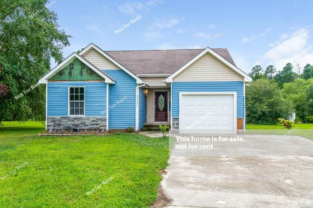 280 Bradford Ridge Drive, Youngsville, NC 27596 (#2404702) :: Steve Gunter Team