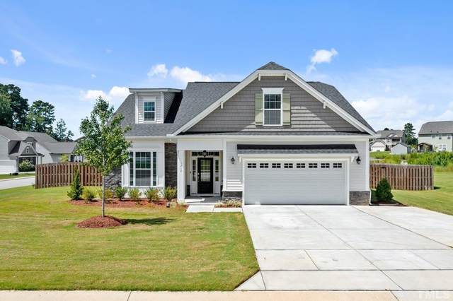 1212 Poplar Stone Drive, Knightdale, NC 27545 (#2404711) :: Southern Realty Group