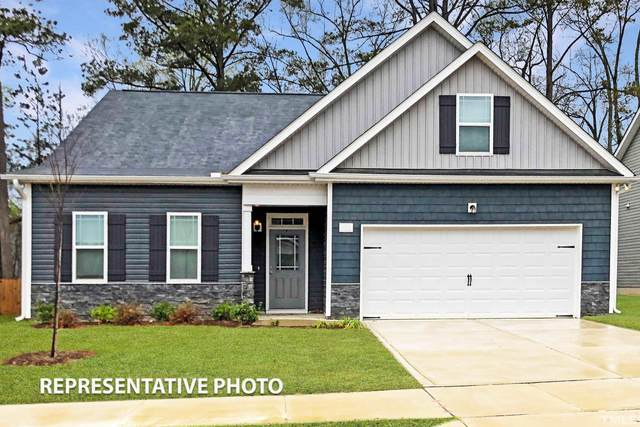 43 Overcup Court, Wendell, NC 27591 (#2404712) :: The Helbert Team