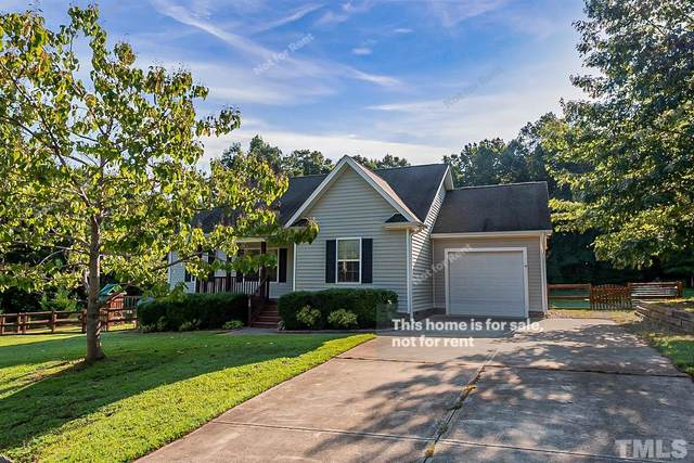 15 Broken Lance Drive, Youngsville, NC 27596 (#2404717) :: Raleigh Cary Realty
