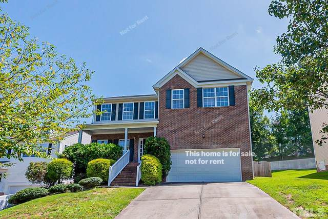 8824 Kaplan Woods Way, Wake Forest, NC 27587 (#2404737) :: M&J Realty Group