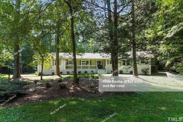 326 Azalea Drive, Chapel Hill, NC 27517 (#2404738) :: Dogwood Properties