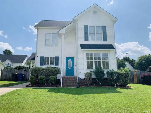 7100 Missionary Ridge Drive, Raleigh, NC 27610 (#2404761) :: Dogwood Properties