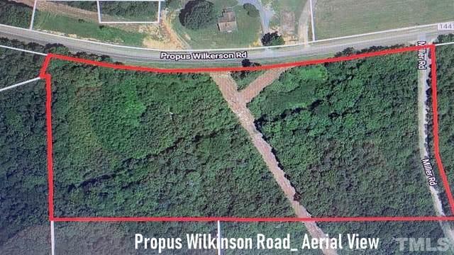 2517 Propus Wilkinson Road, Bullock, NC 27507 (#2404815) :: Marti Hampton Team brokered by eXp Realty