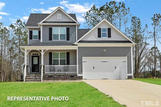 454 Martins Mill Court, Wendell, NC 27591 (#2404817) :: Log Pond Realty