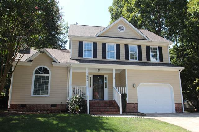 12005 N Exeter Way, Raleigh, NC 27613 (#2404850) :: Southern Realty Group