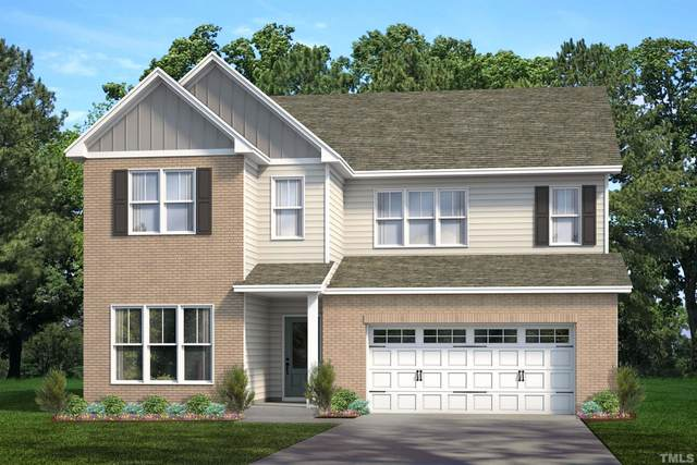 64 Wheat Straw Court Lot 41, Clayton, NC 27527 (#2404869) :: Southern Realty Group
