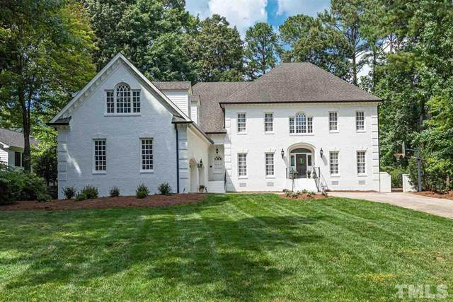 7016 North Ridge Drive, Raleigh, NC 27615 (#2404929) :: Southern Realty Group