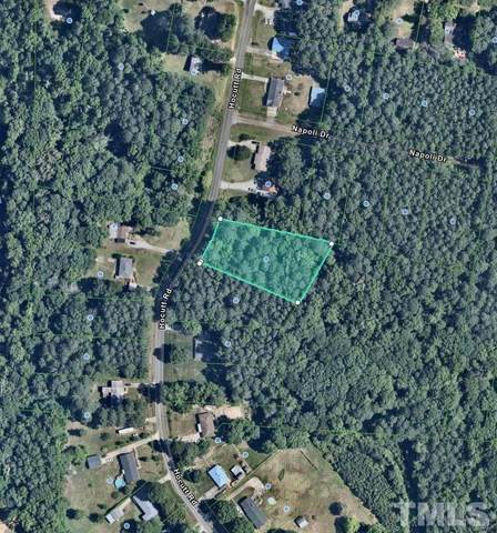 211 Hocutt Road, Durham, NC 27703 (MLS #2404993) :: The Oceanaire Realty