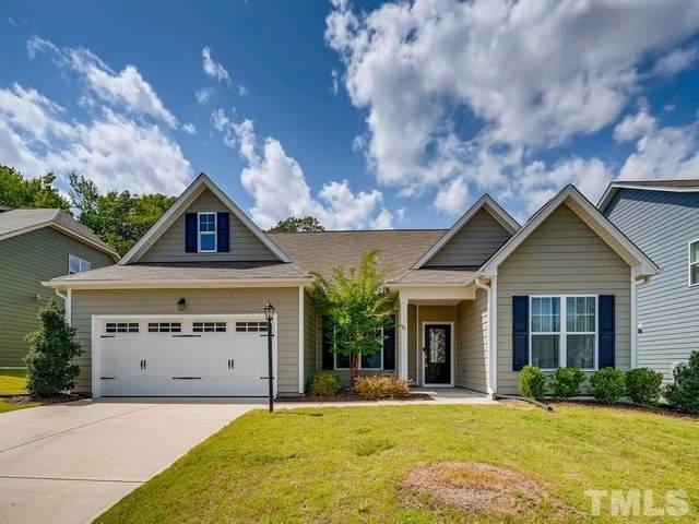 85 Herndon Creek Way, Chapel Hill, NC 27517 (#2405039) :: The Tammy Register Team