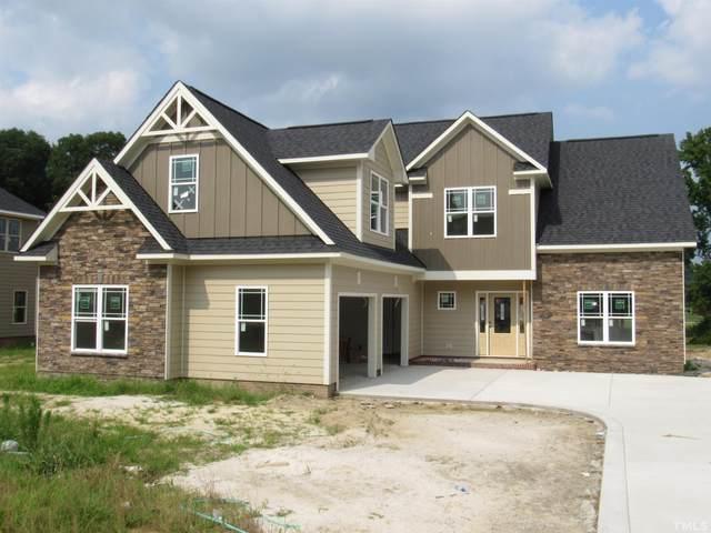 164 Vinson Park Drive, Archer Lodge, NC 27527 (#2405073) :: The Blackwell Group