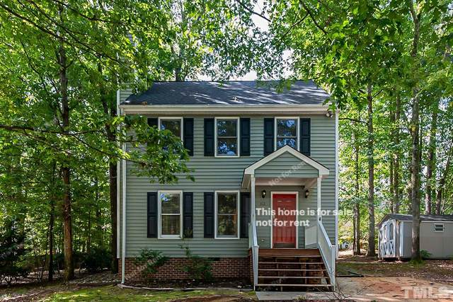 312 Round About Road, Holly Springs, NC 27540 (#2405130) :: M&J Realty Group