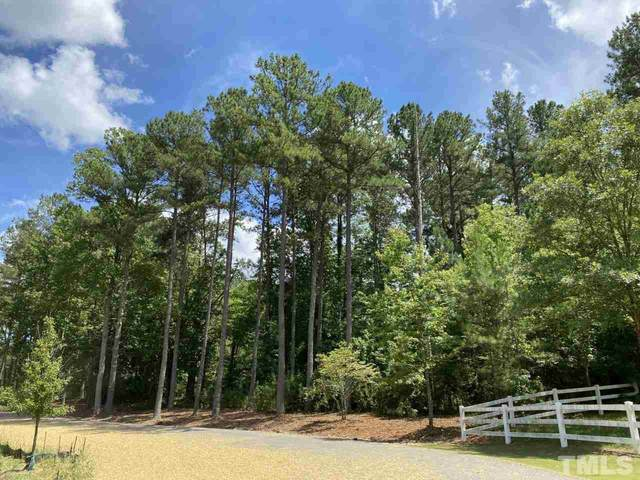 Lot 1 Rockford Lane, Chapel Hill, NC 27516 (MLS #2405133) :: The Oceanaire Realty