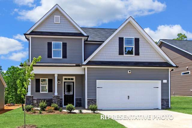 257 Howards Crossing Drive, Wendell, NC 27591 (#2405136) :: Log Pond Realty