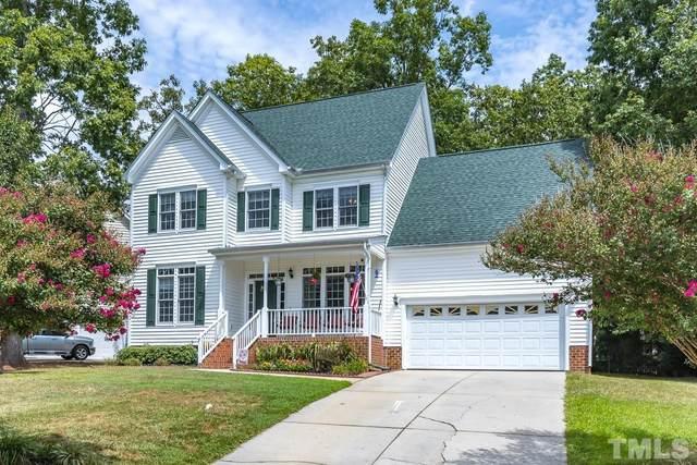 305 Holly Green Lane, Holly Springs, NC 27540 (#2405182) :: Dogwood Properties