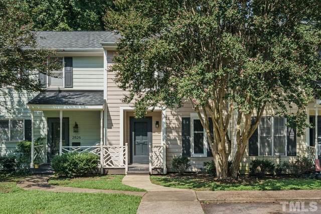 2824 Wayland Drive #2824, Raleigh, NC 27608 (#2405188) :: Raleigh Cary Realty