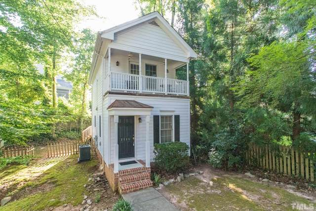2110 Reaves Drive, Raleigh, NC 27608 (#2405229) :: Raleigh Cary Realty