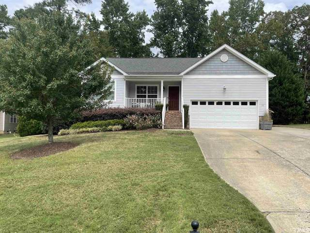 60 Weatherly Drive, Franklinton, NC 27525 (#2405325) :: The Jim Allen Group