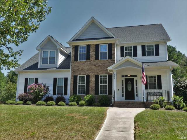 4500 Cloudy Day Court, Wake Forest, NC 27587 (#2405326) :: The Helbert Team