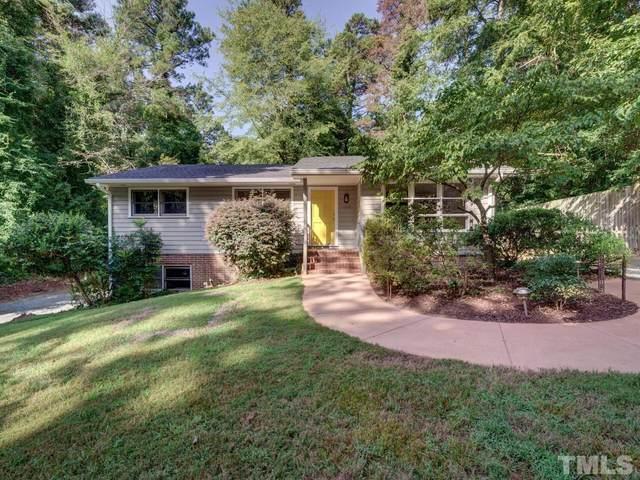 607 Morgan Creek Road, Chapel Hill, NC 27517 (#2405395) :: Dogwood Properties