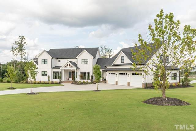 860 Rollins Mill Road, Holly Springs, NC 27540 (#2405396) :: Log Pond Realty