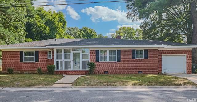 700 E Pine, Goldsboro, NC 27530 (#2405404) :: Scott Korbin Team
