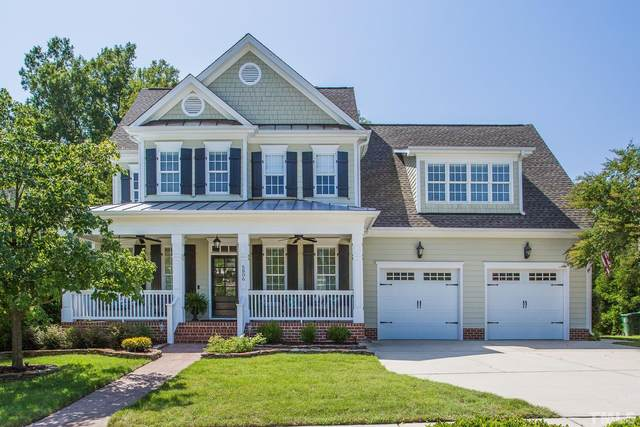 5806 Highcroft Drive, Cary, NC 27519 (#2405417) :: Marti Hampton Team brokered by eXp Realty