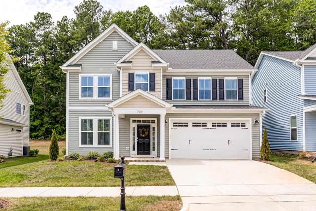 709 Moonbeam Drive, Raleigh, NC 27603 (#2405421) :: Dogwood Properties