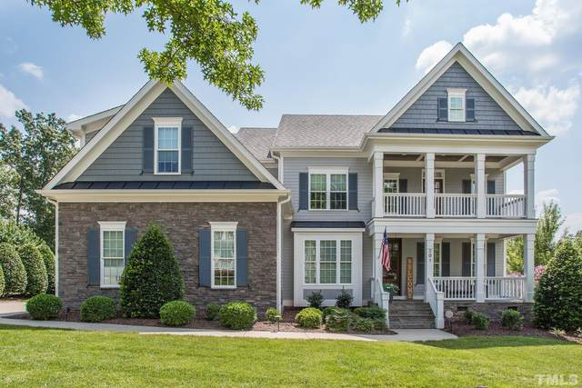 201 Morning Oaks Drive, Holly Springs, NC 27540 (#2405437) :: The Tammy Register Team