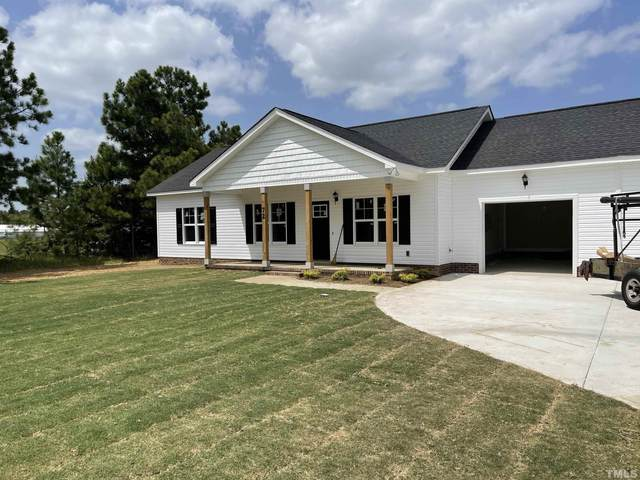 31 Kevior Avenue, Four Oaks, NC 27524 (#2405482) :: Log Pond Realty