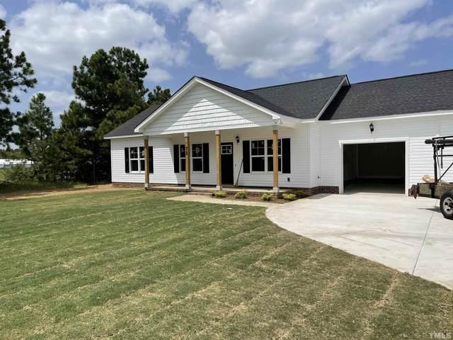 61 Kevior Avenue, Four Oaks, NC 27524 (#2405487) :: Log Pond Realty