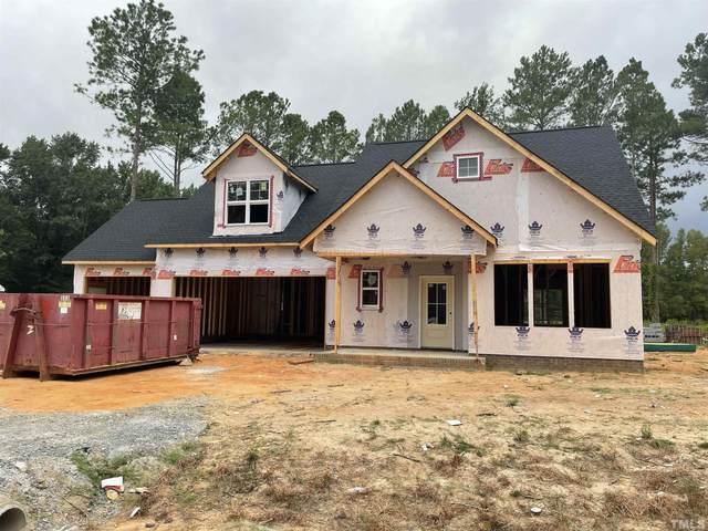 218 Creek Crossing Drive, Benson, NC 27504 (#2405512) :: RE/MAX Real Estate Service