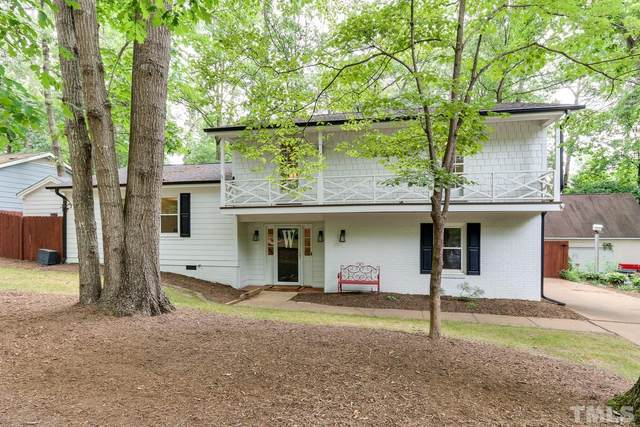 821 Valerie Drive, Raleigh, NC 27606 (MLS #2405568) :: The Oceanaire Realty
