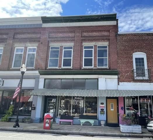 107 N Raiford Street, Selma, NC 27576 (#2405598) :: The Blackwell Group