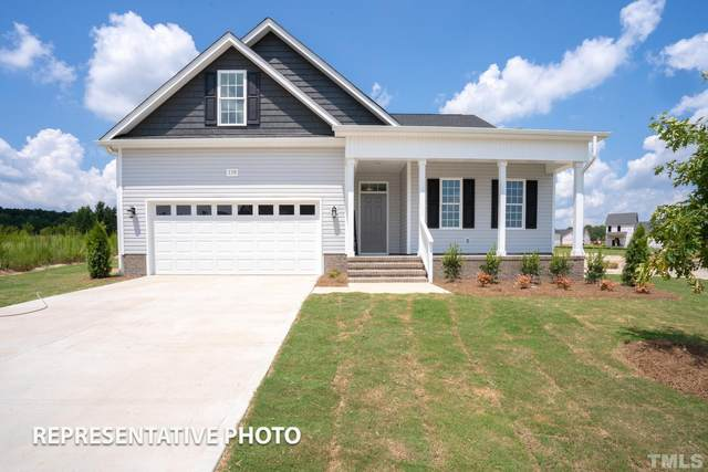 60 Martins Mill Court, Wendell, NC 27591 (#2405625) :: Southern Realty Group