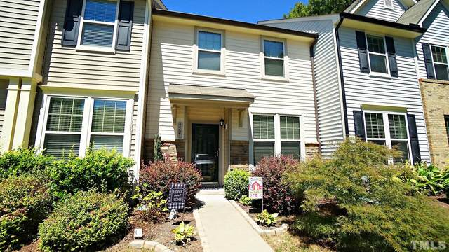 4521 Middletown Drive, Wake Forest, NC 27587 (#2405648) :: The Jim Allen Group