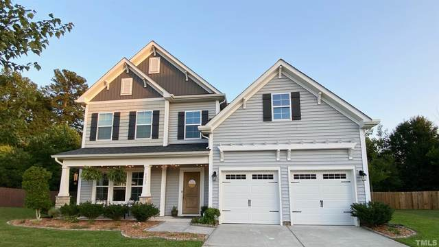 4803 Boulder Falls Court, Knightdale, NC 27545 (#2405652) :: Marti Hampton Team brokered by eXp Realty