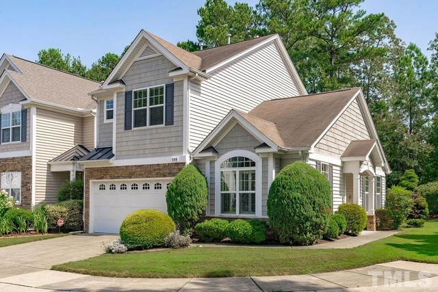 809 Meeting Hall Drive, Morrisville, NC 27560 (MLS #2405714) :: The Oceanaire Realty