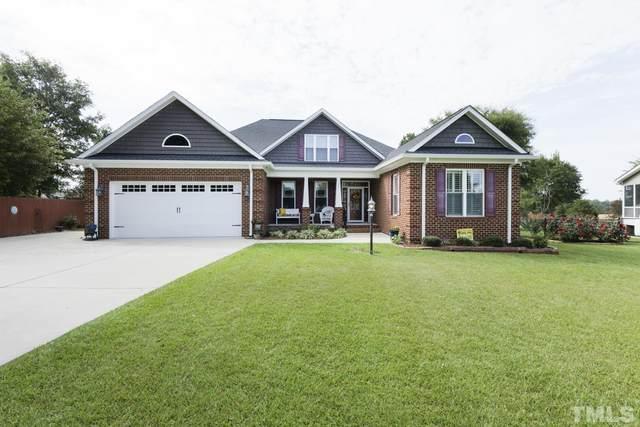291 Sherman Pines Drive, Fuquay Varina, NC 27526 (#2405765) :: Raleigh Cary Realty