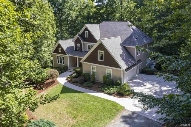 362 Tall Oaks Road, Chapel Hill, NC 27516 (#2405786) :: Triangle Just Listed