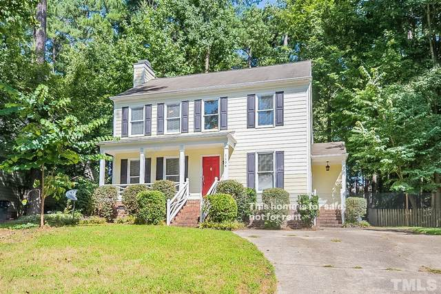 1104 Silvershire Way, Knightdale, NC 27545 (#2405809) :: The Perry Group