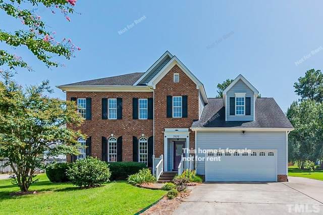 3532 Boren Court, Raleigh, NC 27616 (#2405813) :: Steve Gunter Team