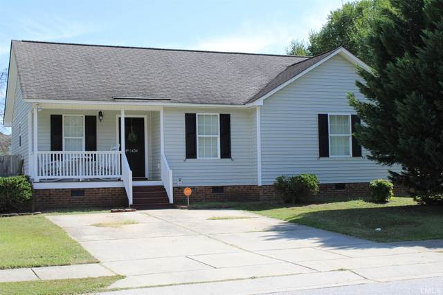 1404 Grovewood Drive, Clayton, NC 27520 (#2405826) :: The Jim Allen Group