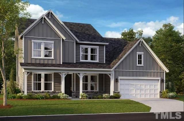 301 Trautz Lane #15, Holly Springs, NC 27540 (#2405847) :: Choice Residential Real Estate