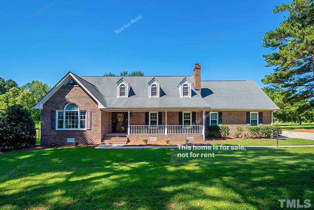 100 Martindale Drive, Youngsville, NC 27596 (#2405849) :: Log Pond Realty