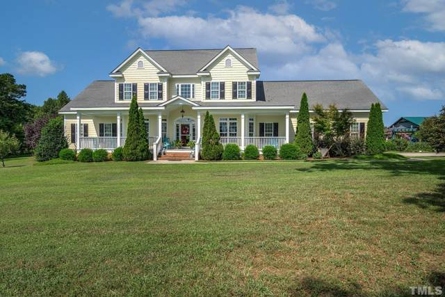 5312 Ernest Road, Wilson, NC 27803 (#2405931) :: Southern Realty Group