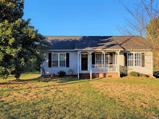 2116 County Line Road, Angier, NC 27501 (#2405969) :: The Jim Allen Group
