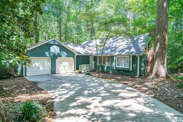 8808 Sleepy Creek Drive, Raleigh, NC 27613 (#2405982) :: Southern Realty Group