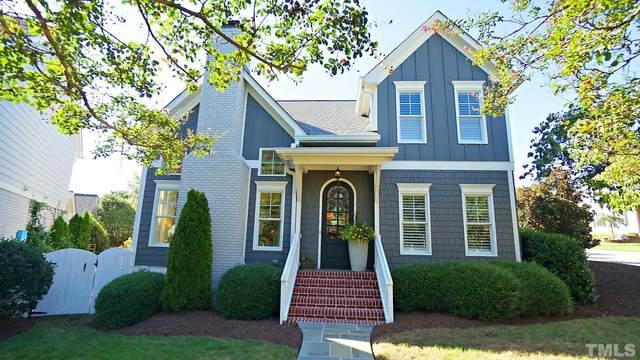 137 Cumberland Green Drive, Cary, NC 27513 (#2405983) :: The Helbert Team