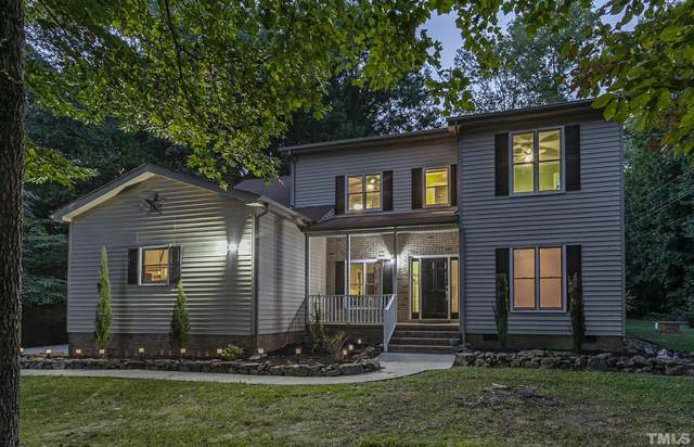 509 Get A Way Lane, Bahama, NC 27503 (MLS #2405988) :: The Oceanaire Realty